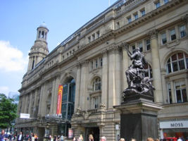 Manchester Hotels - Royal Exchange Manchester